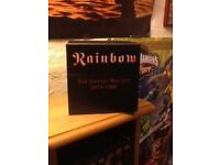 Rainbow - The Singles Box Set 1975-1986 Box set (Collection Only)