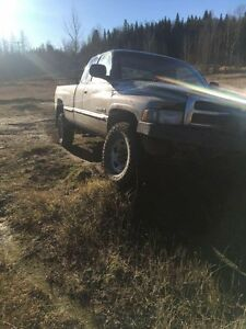 1998 3/4 ton dodge for trades