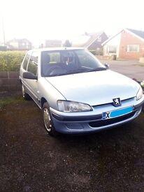 Peugeot 106 1.1 Independence, 3DR, Petrol
