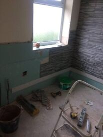 Painting - Decorating - Plastering - Rendering - Tiling - Gardening - Removals - Cleaning