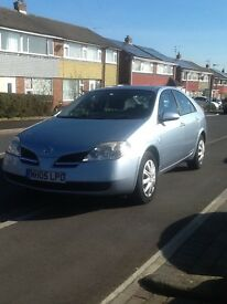 Nissan. Primera. S . Immaculate inside and out. Genuine reason for sale.
