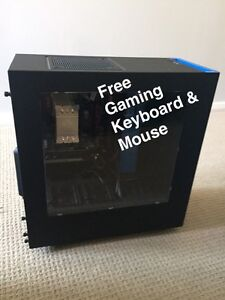 Gaming PC Intel Core I3 6100 Dual Core 3.70Ghz 8GB DDR4 1TB R7 360 Botany Botany Bay Area Preview