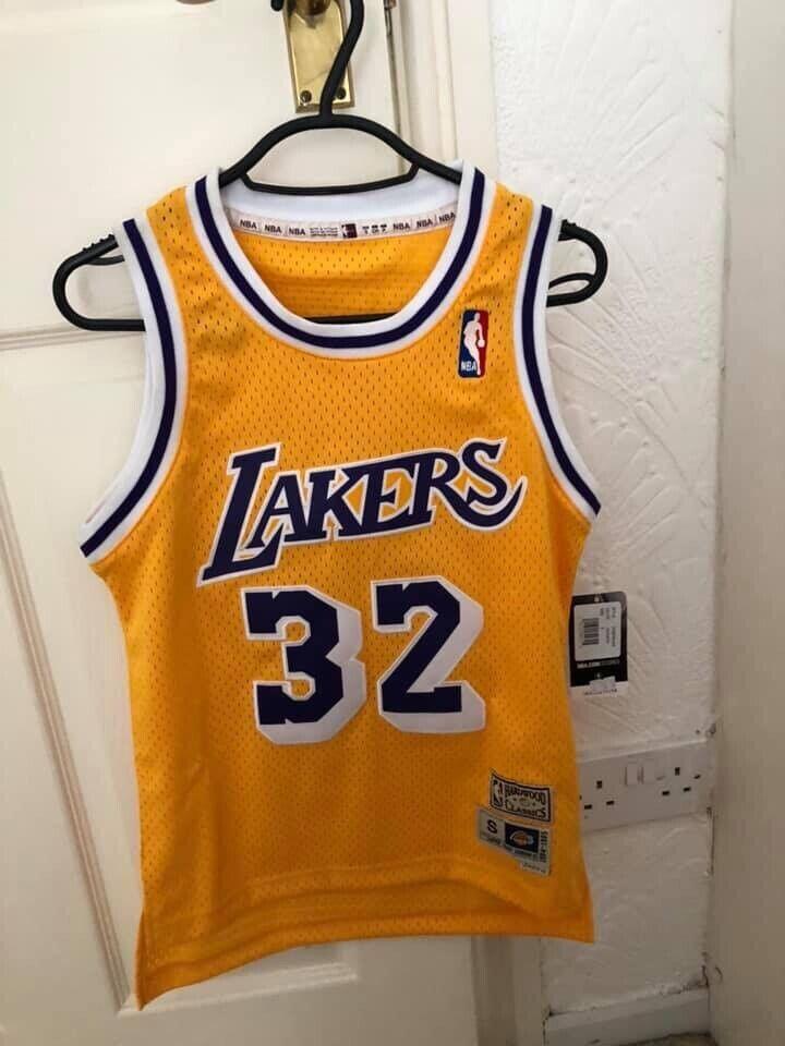 089f7d03c42 LA Lakers Jersey | in Maesteg, Bridgend | Gumtree