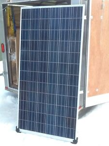Complete 260 watt solar package for cottage RV or boat,