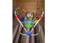 BABY ACTIVITY JUMPEROO **As new condition**