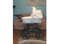 New Babystyle prestige 3in1 pram
