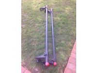 roof bars,in good used condition