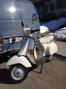 Vespa PK 50 Plurimatic - Restored