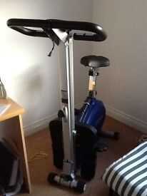 York Fitness 2-1 Cycle Rower