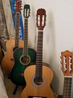 New Guitars, Amps, Accessories, Servicing & Parts!