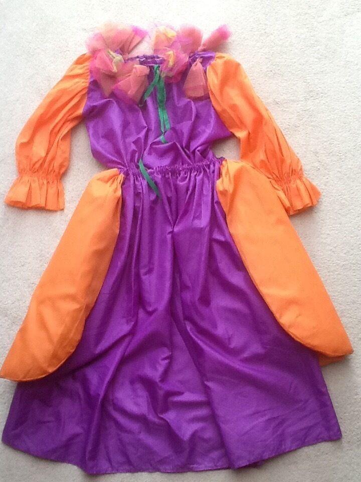 Ugly sister/ dame costume