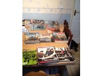 World War II magazines. Nos from 16 to 120. To sell as one lot.
