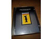 Mini Disc by Jamiroquai- Travelling without moving