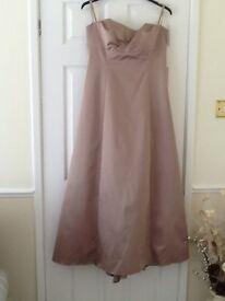 Bridesmaid dress / ballgown