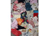 Baby Girl clothes bundle, size 12/18m: 18/24m