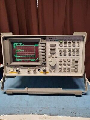 Hp Agilent 8594e 2.9 Ghz Spectrum Analyzer