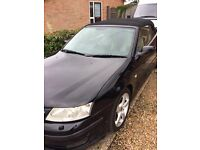 saab aero convertible full leather reliable cheap convertible