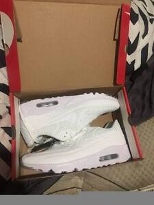 Nike Ultra Moire Triple White / All white Joondalup Joondalup Area Preview