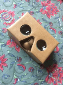 New Google Cardboard VR Headsets (Boxed, Official Product)