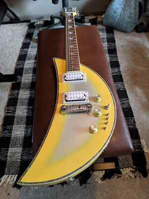 Kawai Moonsault Japanese Vintage Guitar (reproduction) - The CARS Ric Ocasek