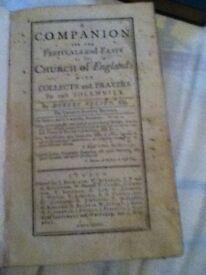 BOOKS CONPINION 1820 YER