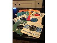 Vinyl singles: 175 singles for sale. Very mixed bag!