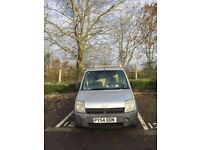 Silver Ford Transit Connect van for sale