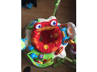 Fisher-Price Jumperoo, perfect condition.