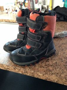 Bottes dhiver thinsulate