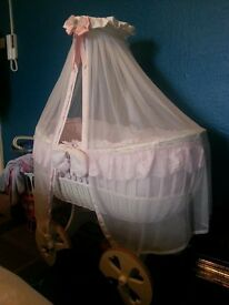 baby gypsy crib