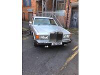 For Sale Rolls Royce Silver Spirit. Auto. Silver.