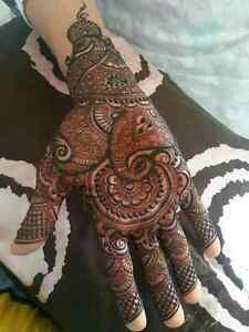 Henna artist. Lane Cove West Lane Cove Area Preview