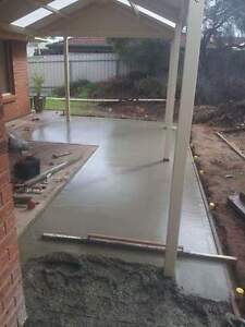 Cheap concreting and retaining walls southern Adelaide Christies Beach Morphett Vale Area Preview
