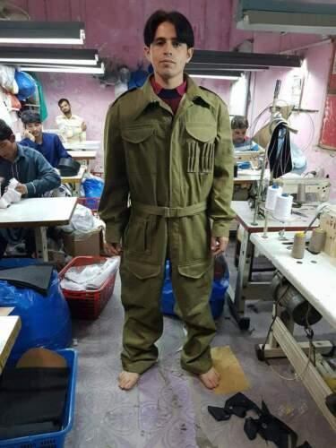 Denim tank suits british