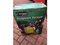 knapsack garden sprayer