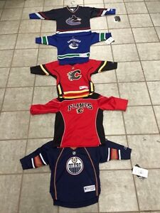 NHL Licensed Reebok  Kids Jerseys For Sale