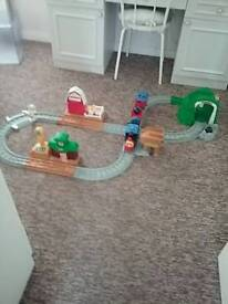 Interactive trainset