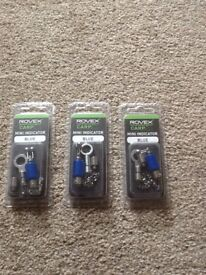 3 new carp fishing bobbins