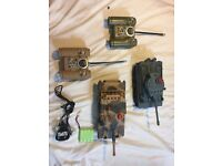 Pair of RC Battle Tanks - As New