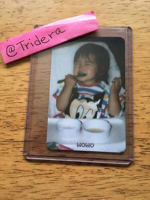 Twice The Story Begins 1st Mini Album Momo Baby 2 Photo Card KPOP Official ONCE