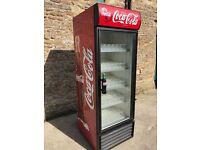coke drink fridge