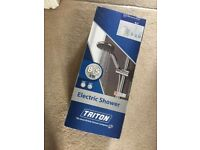 Electric shower Trition 8.5kw brand new