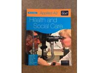 OCR Health and Social Care- Applied A2
