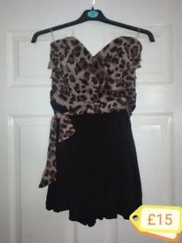 Womens dress/jumpsuit size 8-10