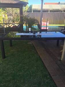 Outdoor dining table Melville Melville Area Preview