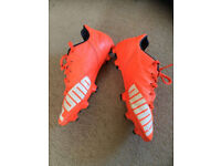 football boots -excelent condiiton
