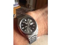Seiko 7S26 automatic watch