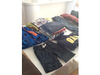 Large bundle of boys clothes age 3-4 years