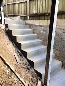 RJ WORKS Concreting