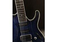 Ibanez SA360 guitar..